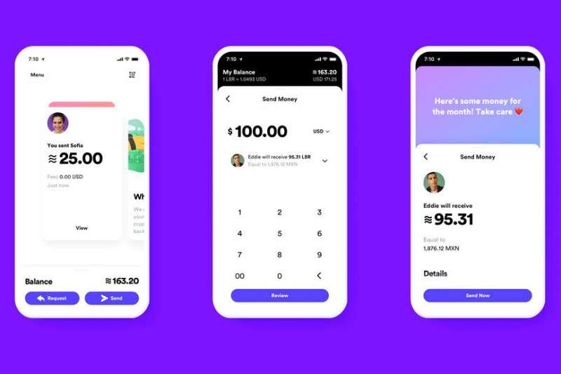臉書推出數位貨幣「Libra」。(美聯社)