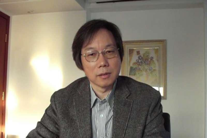 知名媒體新京報創辦人戴自更(見圖)遭中共中央紀律檢查委員會拘留。(取自百度百科)
