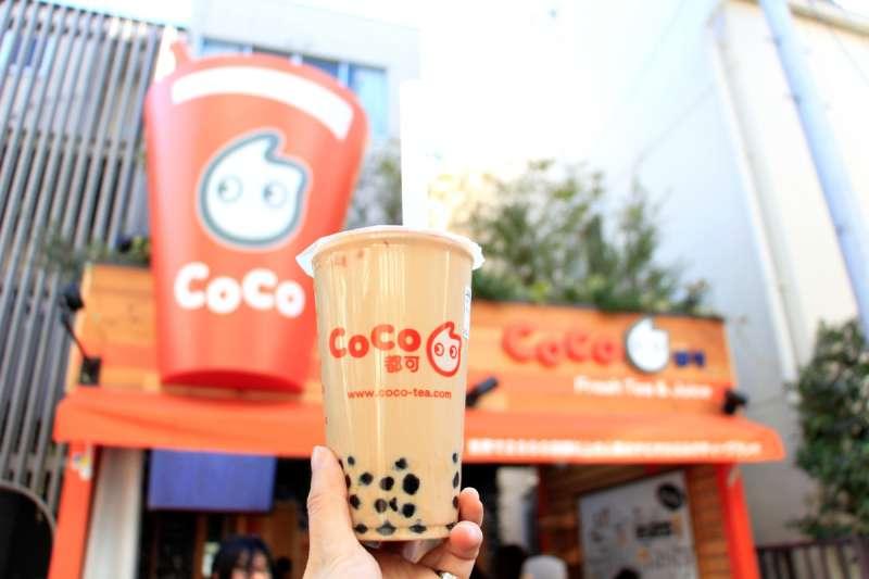 位於日本東京原宿的CoCo。(圖/作者提供)