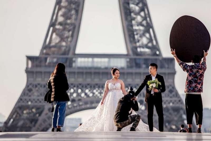 周董和昆凌每年都會造訪巴黎(示意圖/Unsplash)