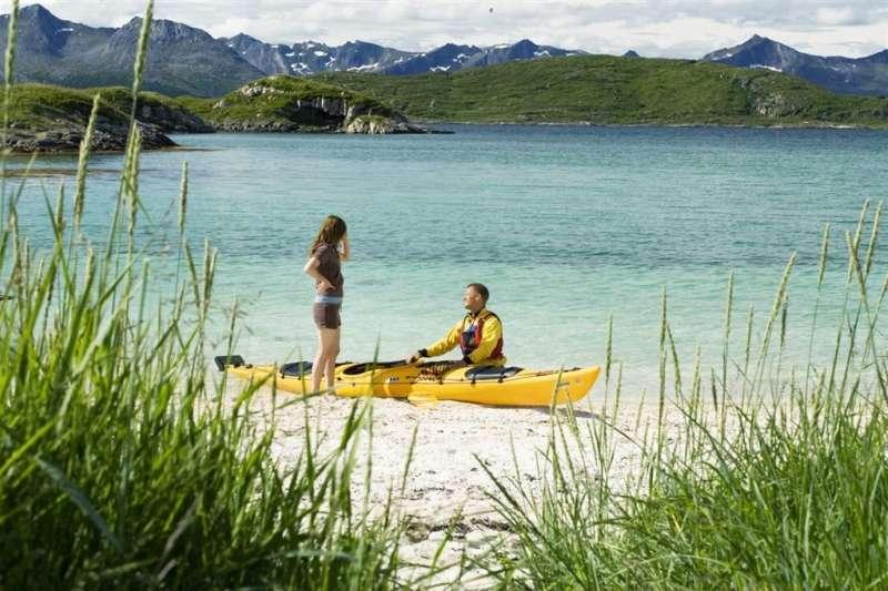 這座島嶼想成為超越時間的地方。(圖/取自Visit Norway網頁)