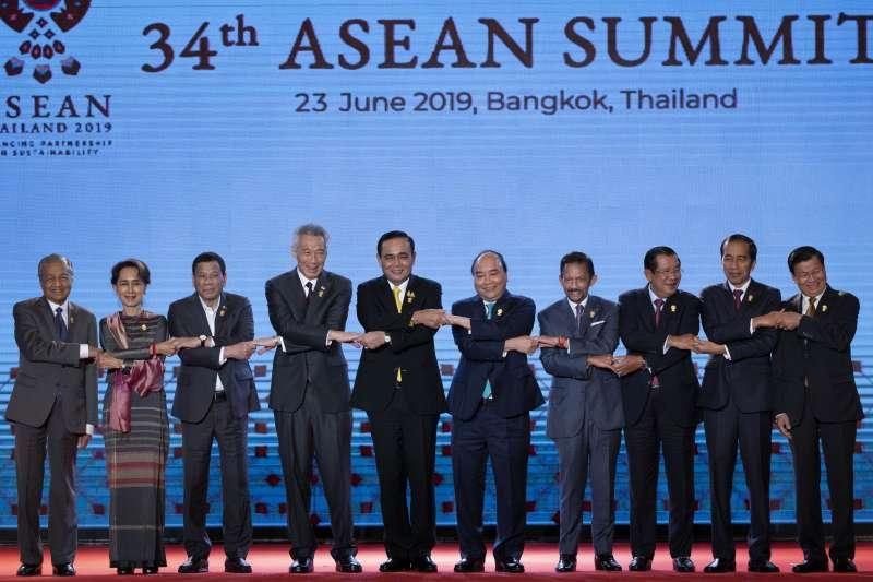 東協與中、印等國都力求年底前完成RCEP談判,成立一個全球最大的經貿組織(資料照片,AP)