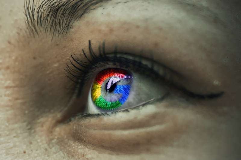 華郵專欄作家稱Google Chrome為監視軟體,是網路世界最大的偷窺狂(取自Pixabay)