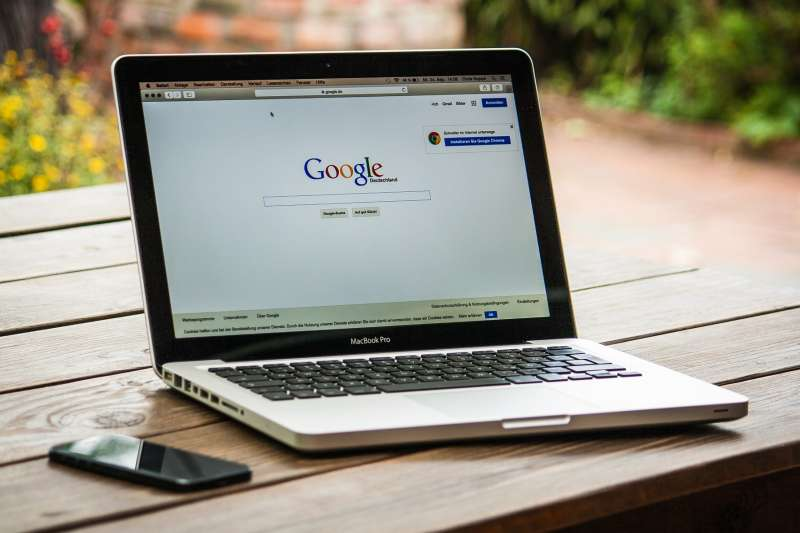 Google監控使用者大大小小的網路行為(取自Pixabay)