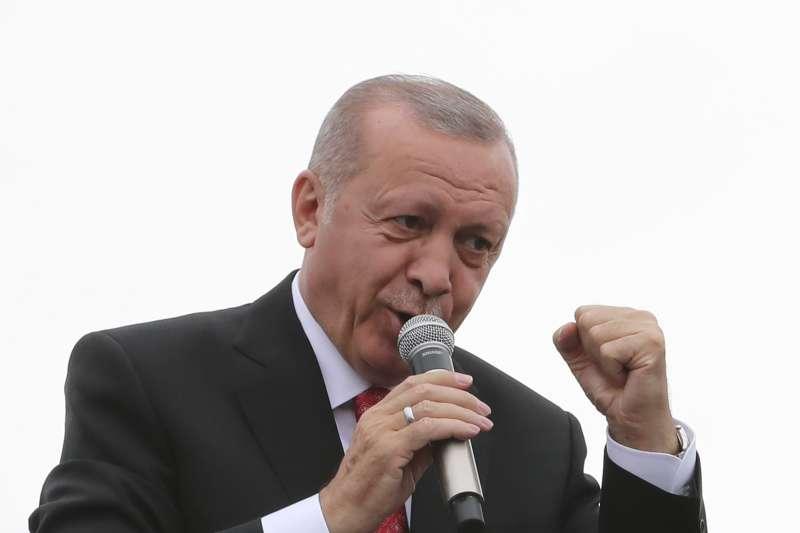 2019年6月23日,土耳其大城伊斯坦堡選市長,總統艾爾多安(Recep Tayyip Erdoğan)卻成為最大輸家(AP)