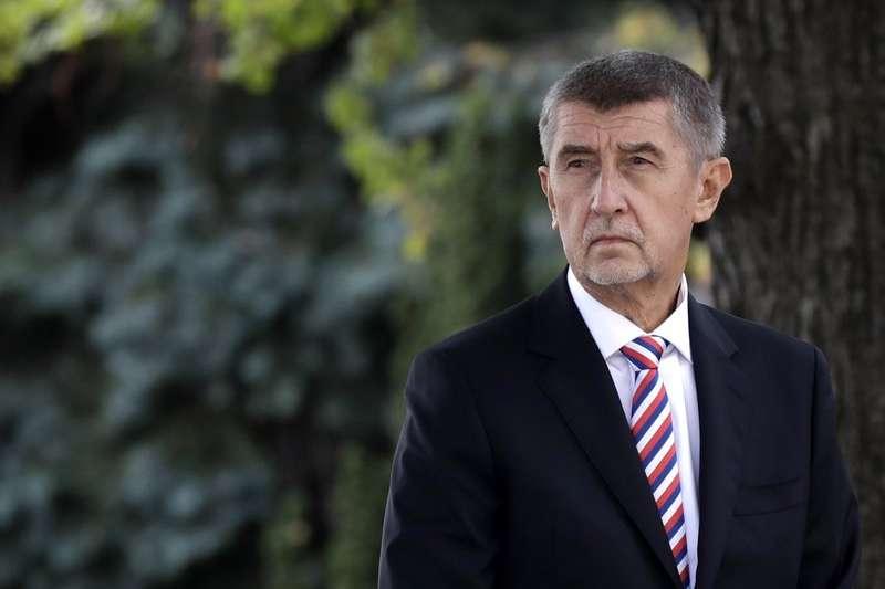 捷克總理巴比什要中國撤換駐捷克大使(美聯社)