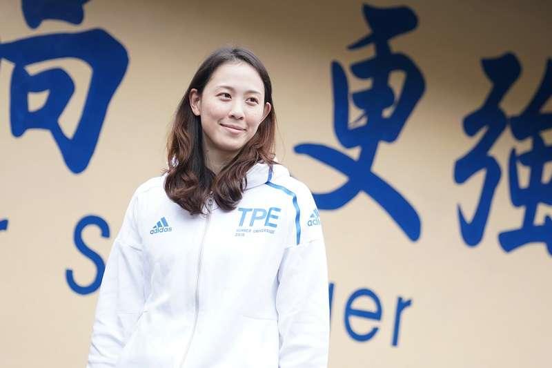 黃鈴娟依舊將本屆世大運的目標放在前三名。  (圖/大專體總提供)