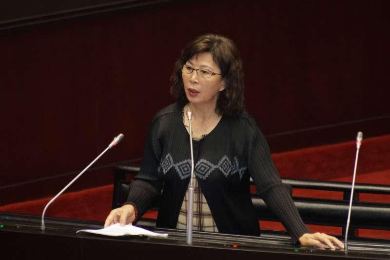 20190625-立法院進行司法院大法官被提名人詢答,立委周陳秀霞出席。(盧逸峰攝)