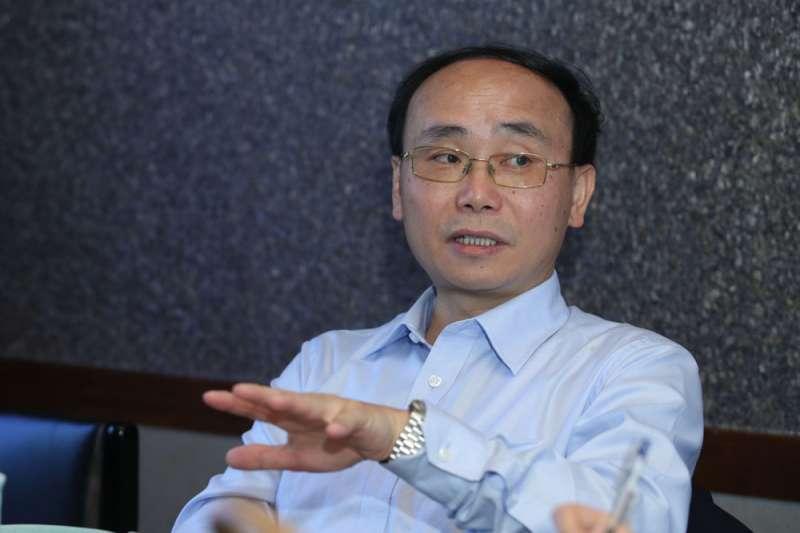 劉國深認為陳明通、邱太三、詹志宏三人都是民進黨內的「大陸通」,的確是蔡政府的一時之選。(新新聞資料照)