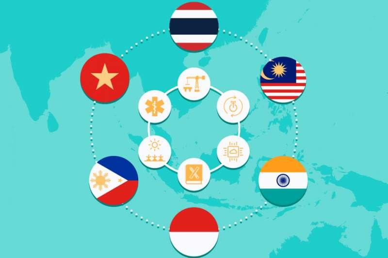外交專題(風傳媒製圖)