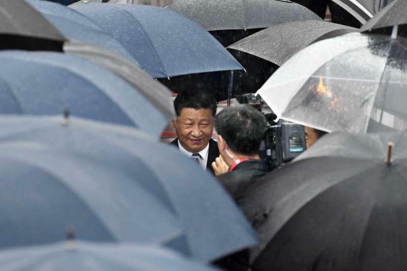 2019年6月28日,G20領導人峰會在日本大阪登場,中國國家主席習近平出席(AP)