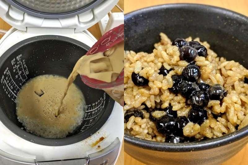 日本各種超狂珍奶料理,你敢吃嗎?(圖/取自網路)