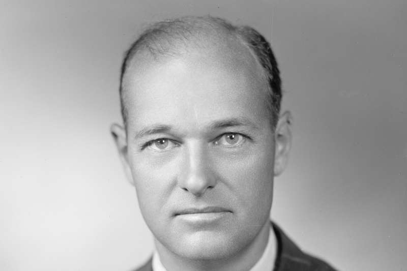肯楠(George F. Kennan)(Wikipedia / Public Domain)