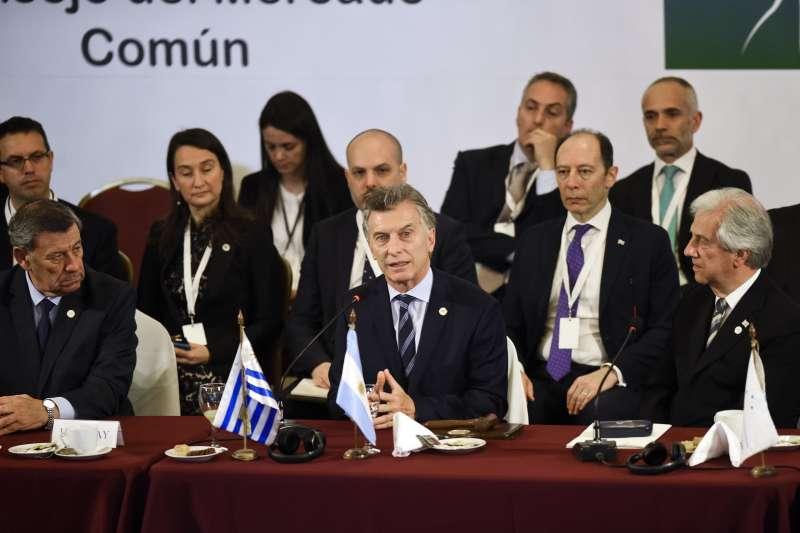 2019年6月28日,G20領導人大阪峰會期間,歐盟和南美達成貿易協定(AP)