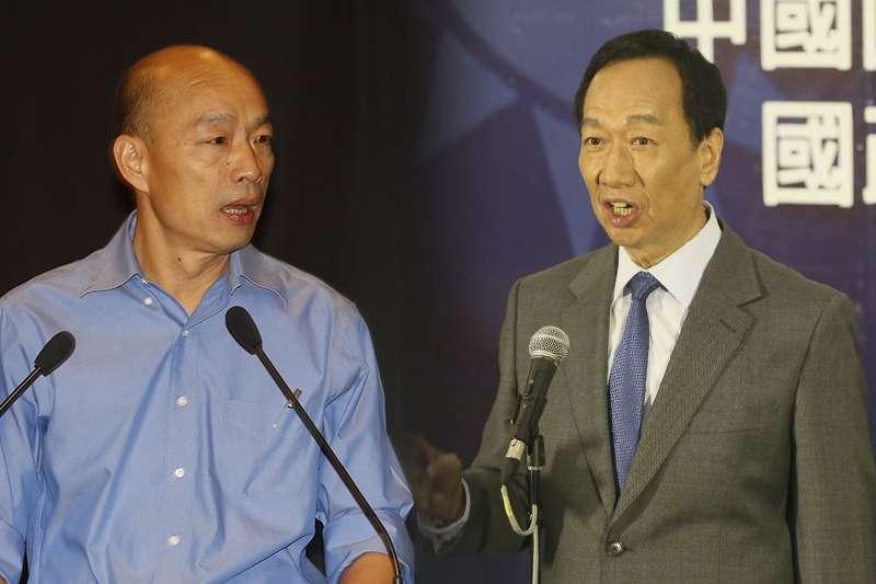 喊話懇請郭台銘至少和韓國瑜談一下 他怒批柯文哲「是綠營派來臥底的」-風傳媒