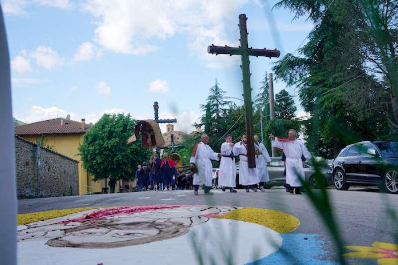 聖體聖血節的遊行(曾廣儀攝)