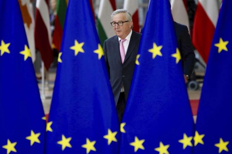歐盟領導人經過18小時的討論協商,依舊無法敲定新任歐盟執委會主席人選(美聯社)
