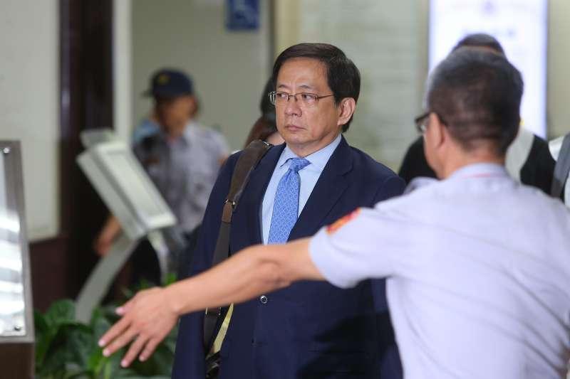 公懲會揭露管中閔匿名撰文內容 批毛治國施政無理念、央行打壓討論、經濟部長沒有專業-風傳媒