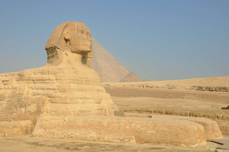 原來老早在古埃及,就發生過罷工事件。(圖/pixabay)