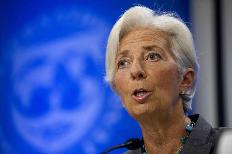 國際貨幣基金總裁拉加德被提名執掌歐洲央行(美聯社)