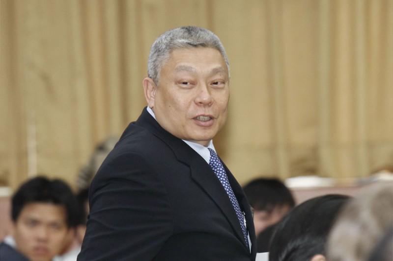 韓國瑜參選總統,形象包裝全由蔡衍明(圖)的旺中集團來「打理」。(新新聞資料照)