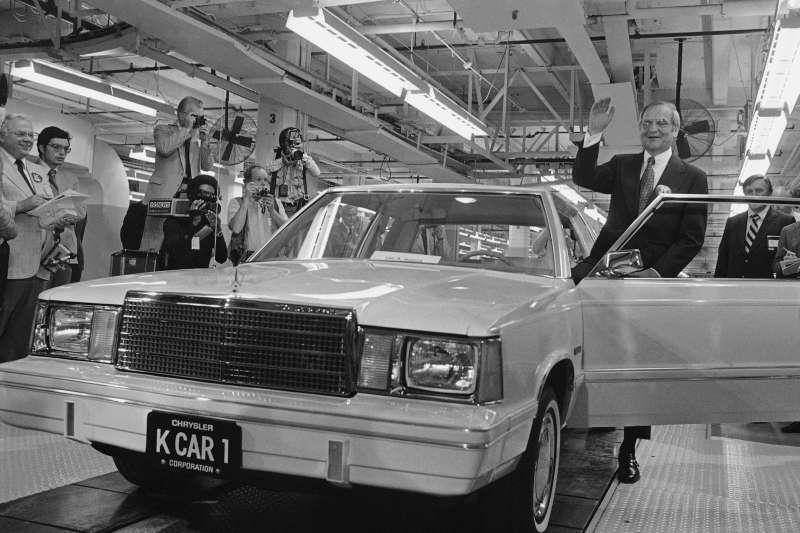 2019年7月2日,美國汽車業代表人物艾科卡(Lee Iacocca)逝世,享壽94歲。(AP)