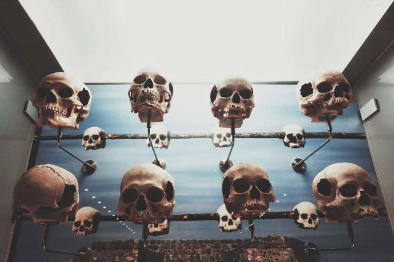 反殖民民族英雄姆克瓦瓦的頭顱,名列《凡爾賽條約》之中(示意圖/Unsplash)