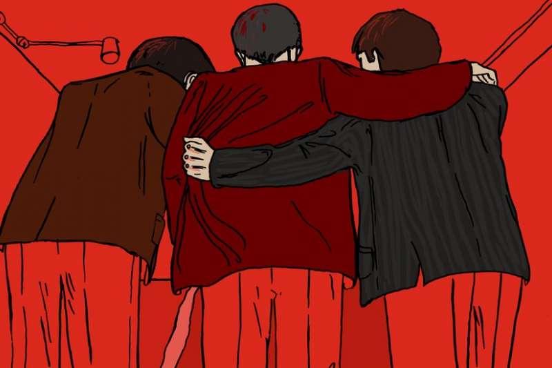 勝利事件僅是韓國夜店性暴力的冰山一角(圖/BBC)
