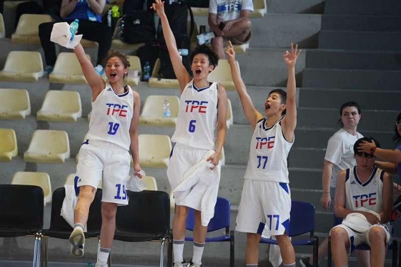 女籃上屆世大運主場奪銅,今年望再創佳績。(大專體總提供)