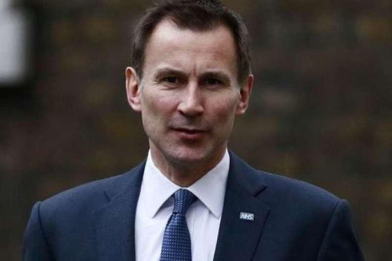 英國外相亨特警告中國不要壓制香港民主。(BBC中文網)