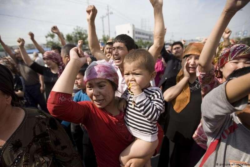 7月5日是中國新疆烏魯木齊動亂10周年。(DW)