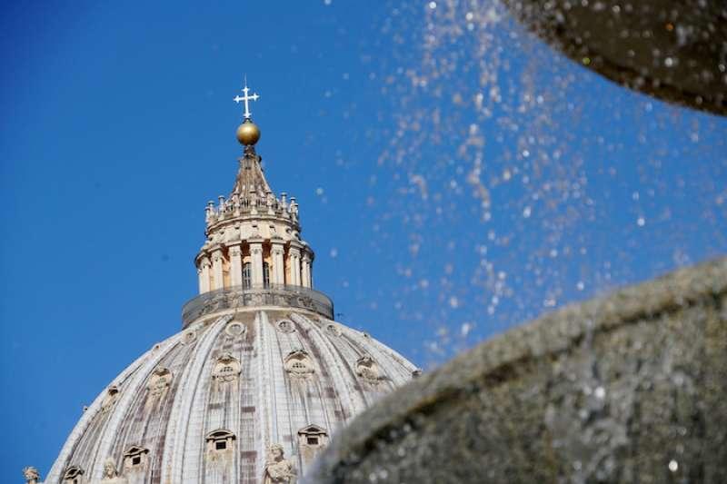 聖伯多祿大教堂圓頂 (曾廣儀攝)