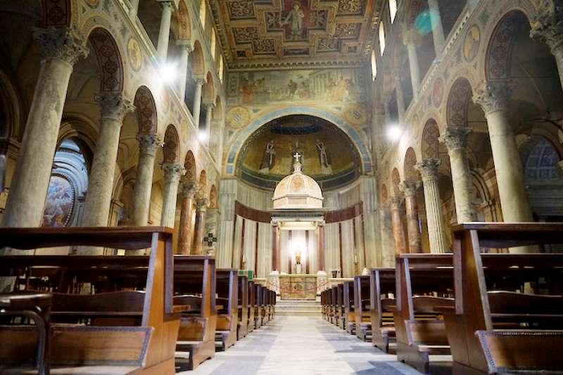聖安妮耶色的教堂 (曾廣儀攝)