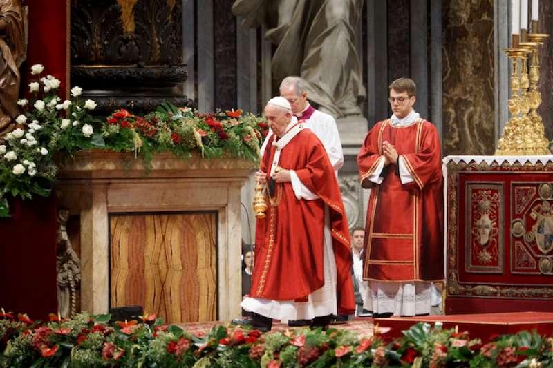 教宗與香爐(曾廣儀攝)