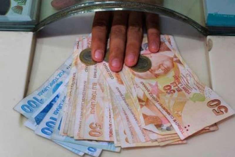 全球流動性緊張,導致新台幣對美元匯率19日盤中重挫。(美聯社)