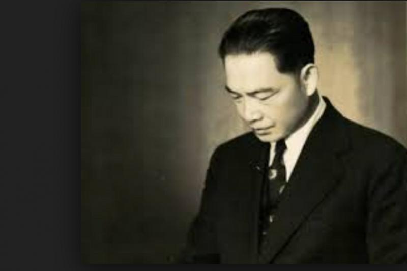 汪精衛的一生,以今日大陸的術語論定,「初心是正確的」,卻不幸成通敵叛國罪,好心做壞事。作者認為,前中國國民黨副總裁汪精衛。