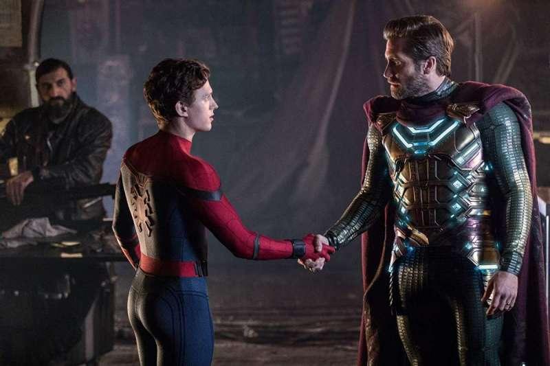《蜘蛛人:離家日》票房開紅盤,片尾彩蛋也令人十分驚喜(圖/IMDb)