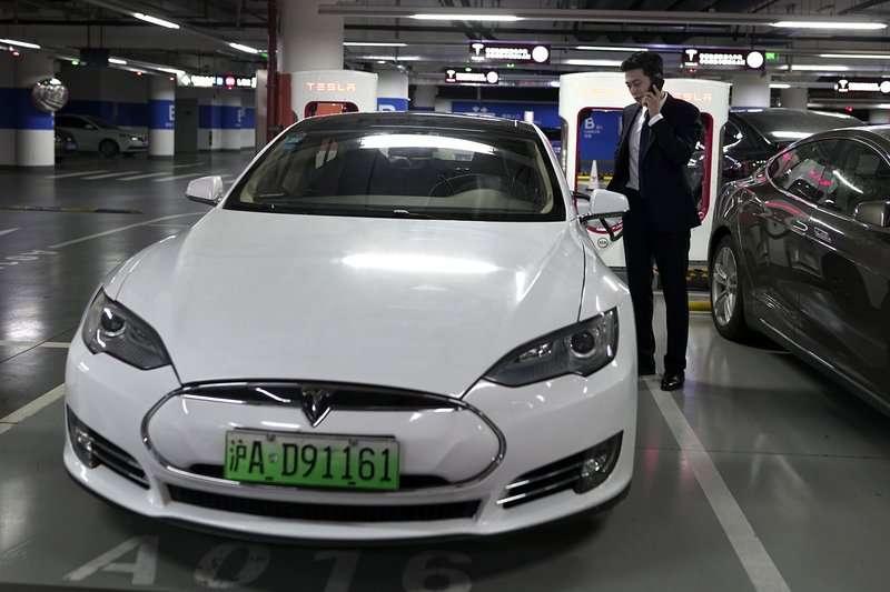 中國車市陷入寒冬(美聯社)