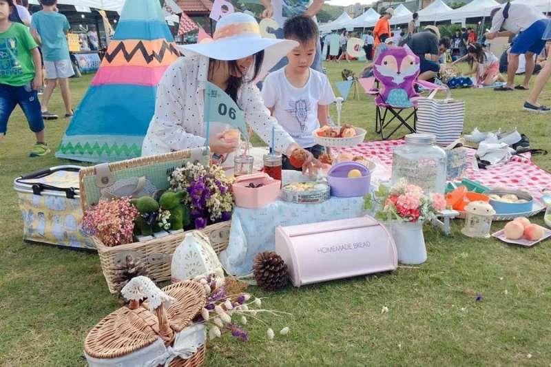 「基隆潮境海灣節」延續去年熱潮,邀請民眾享受海風、野餐與音樂。(圖/基隆市政府提供)