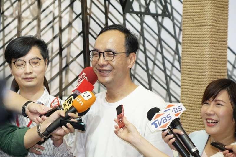 朱立倫稱「最有資格抱怨的是我」 談國民黨分裂…盼郭台銘、王金平以大局為重-風傳媒