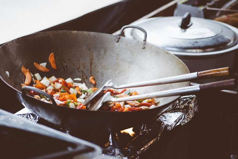 20190711-料理、做菜、下廚、廚房、廚師、餐飲業、餐旅。示意圖。(取自Pexels@pixabay/CC0)