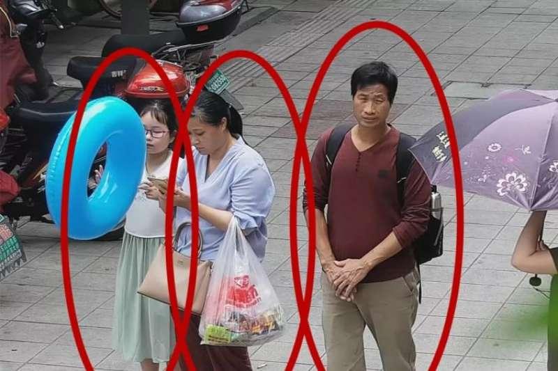 2019年7月,中國浙江一名9歲小女孩章子欣(左)遭家中兩名房客拐走,不幸遇害(微博)