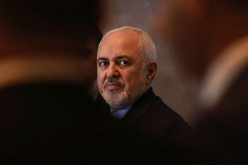 伊朗外交部長札里夫(AP)