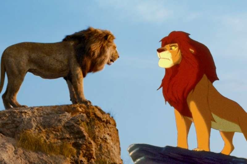 迪士尼日前釋出《獅子王》真人版預告,引發不少討論(圖/BBC)