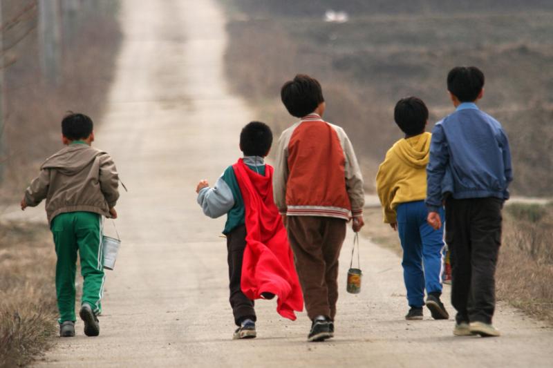 5名小孩出門玩耍,就再也沒有回家...(示意圖/取自Daum)