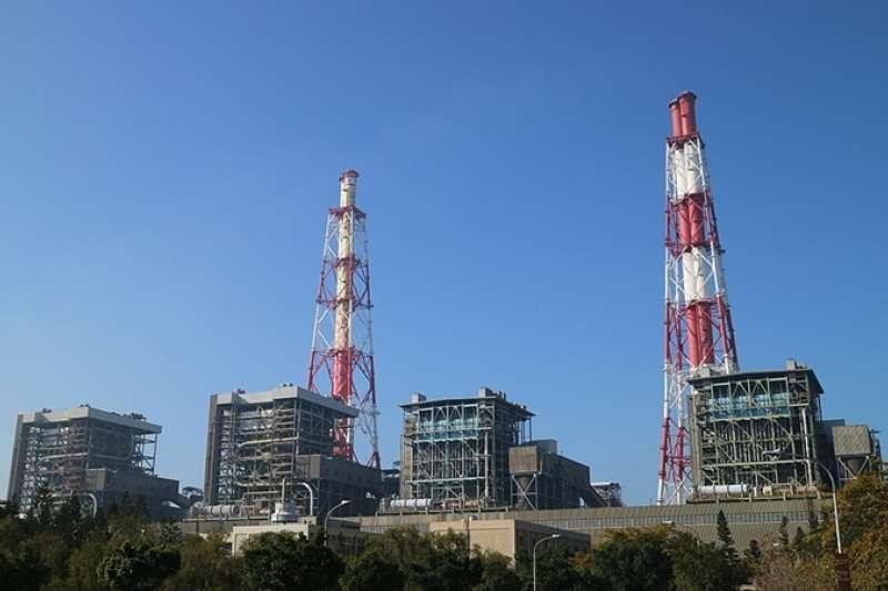 興達電廠即將除役。(資料照/Eric Deng@wikipedia/CC BY-SA 4.0)