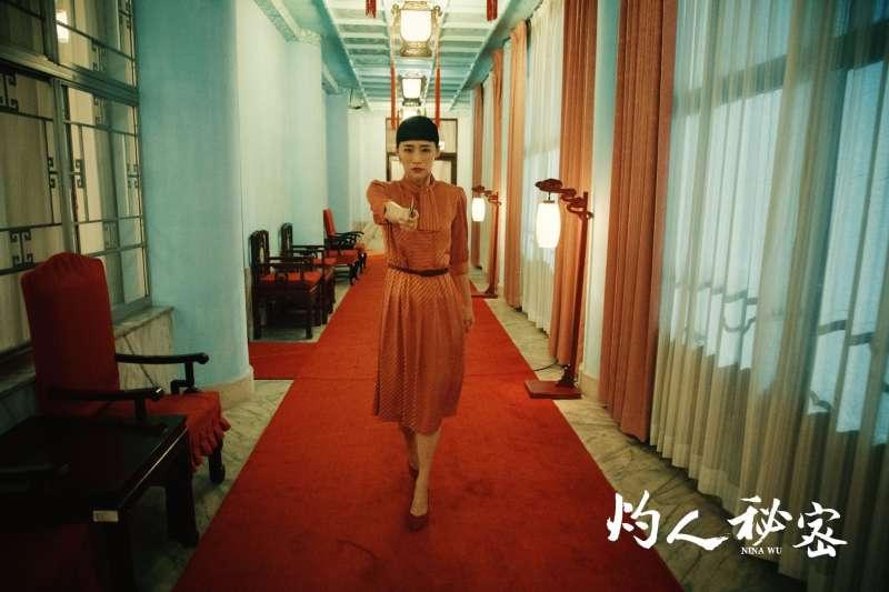 《灼人秘密》編劇兼女主角吳可熙受到好萊塢#MeToo啟發,揭露演藝圈潛規則真相。(取自《灼人秘密》粉絲專頁)