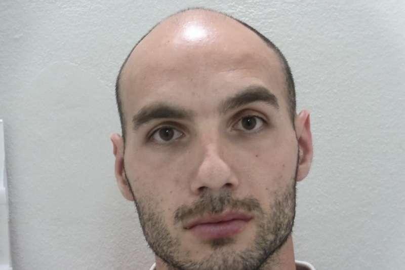 希臘克里特島男子帕拉斯卡吉斯(Yiannis Paraskakis)涉嫌在2019年7月2日性侵並殺害美國女科學家伊頓(Suzanne Eaton)(AP)