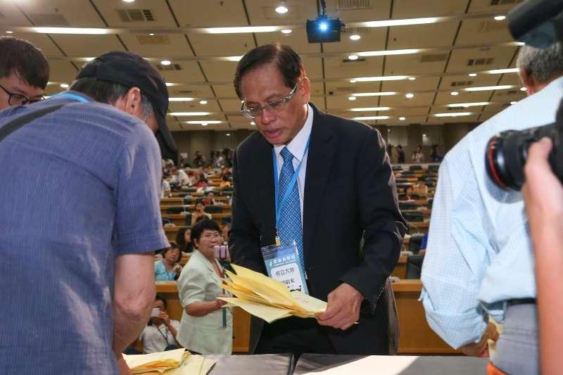喜樂島組黨、不願表態挺蔡英文連任 郭倍宏:如果沒有意見,就不會組黨-風傳媒
