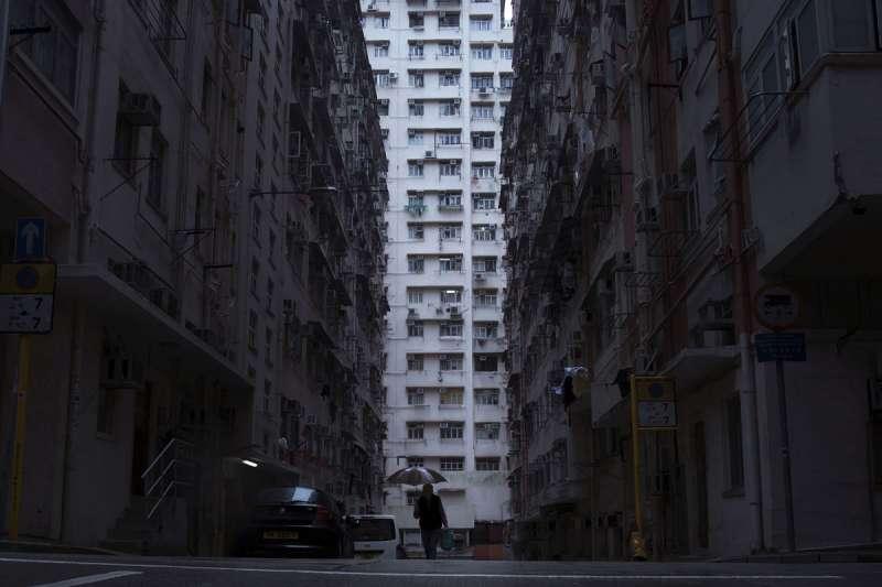香港房價高昂(美聯社)